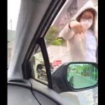 ベンツの運転手に絡まれる動画が面白いと話題に